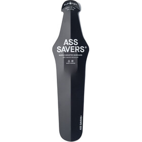 Ass Savers Ass Saver Skvettskjerm regular Svart
